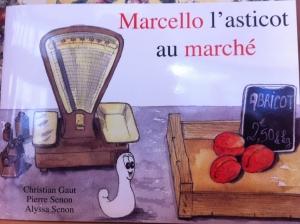 Marcello l'Asticot ©Gaut et Senon