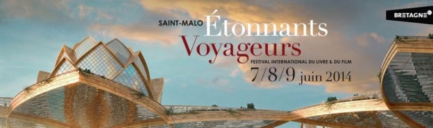 Festival Etonnants voyageurs - voyage en famille