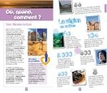 guide touristique pour enfants - voyage en famille