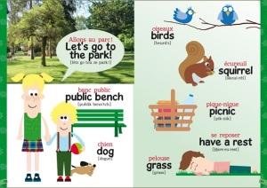 Guide de conversation pour enfants  - anglais
