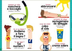 Guide de conversation pour enfants  - italien
