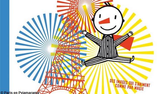 Pyjamarama - voyage à Paris