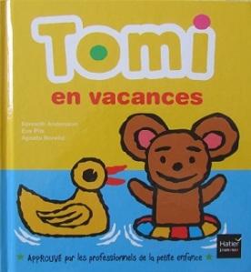 Tomi en vacances