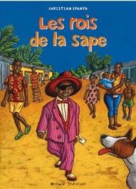 rois de la sape - Afrique