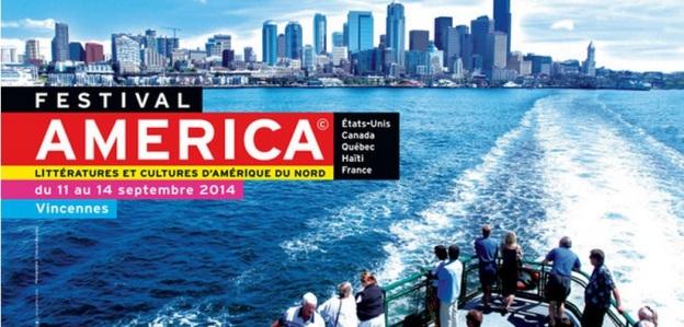 Littérature jeunesse : festival America