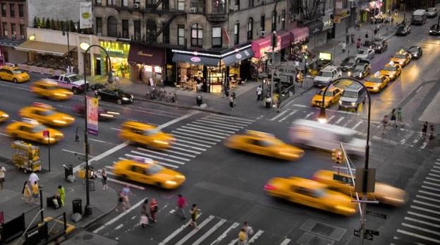 Littérature jeunesse et voyage : New York