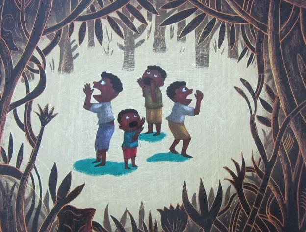 Littérature jeunesse et voyage : Antilles